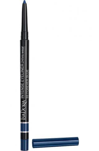 Intense Eyeliner 24 Hours Wear, IsaDora Eyeliner