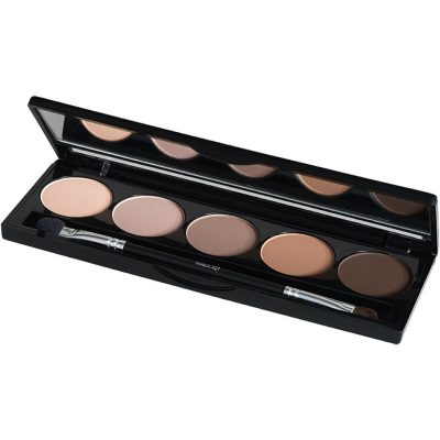 IsaDora Eye Shadow Palette Smoky Eyes, 7 g IsaDora Sett & Paletter