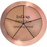 IsaDora Face Glow Bronzing Wheel, 18 g IsaDora Bronzer