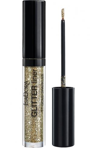 IsaDora Glitter Liner, 3.4 ml IsaDora Eyeliner