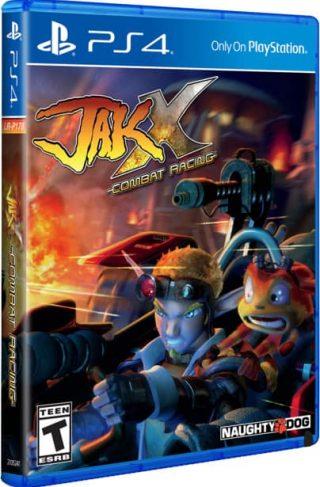 Jak X: Combat Racing (Import)