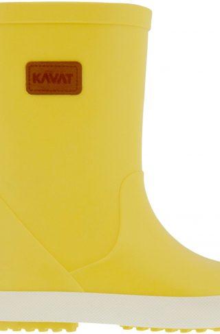 Kavat Skur WP Gummistøvel, Light Yellow 26