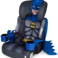 Kids Embrace Batman Beltestol, Svart/Blå