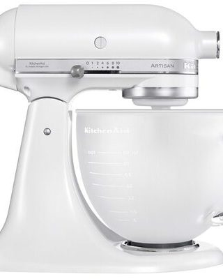 KitchenAid Artisan Frosted Pearl
