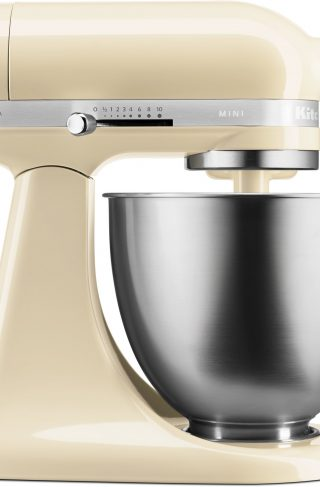 KitchenAid Artisan Stand Mixer Mini 3,3 L Creme