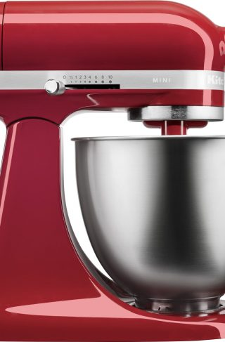 KitchenAid Artisan Stand Mixer Mini 3,3 L Red Emperor