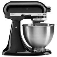 KitchenAid Classic Mixer Black