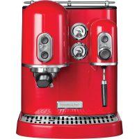 KitchenAid Espressomaskin Rød 2 liter