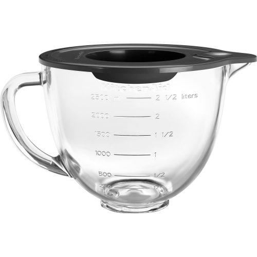 KitchenAid Glass skål til kjøkkenmaskin 3,3 liter