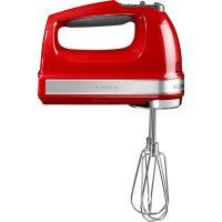 KitchenAid Håndmikser 9 hastigheter Rød