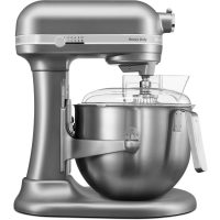 KitchenAid Heavy Duty Standmixer Silver 6,9L