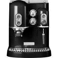 KitchenAid KA Artisan Espressomaskin Svart