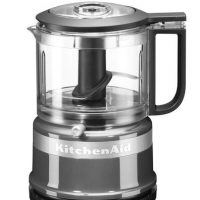 KitchenAid Mini Foodprocessor Sølv