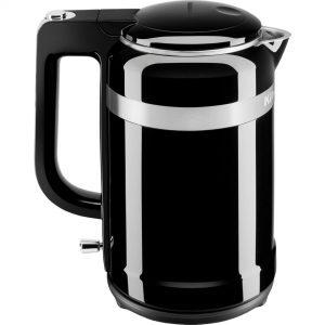 KitchenAid Vannkoker 5KEK1565EOB 1,5 liter, onyx black