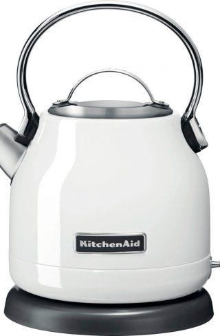 KitchenAid Vannkoker hvit 1,25 liter