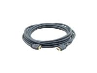 Kramer C-HM/HM Series C-HM/HM-15 - HDMI-kabel - HDMI (hann) til HDMI (hann) - 4.6 m