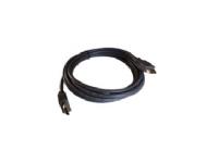 Kramer C-HM/HM Series C-HM/HM-3 - HDMI-kabel - HDMI (hann) til HDMI (hann) - 90 cm