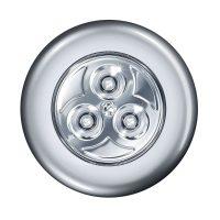 LEDVANCE Dot-it classic LED-lampe sølv