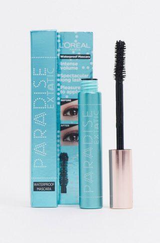L'Oreal Paris Paradise Castor Oil Enriched Mascara - Waterproof Black