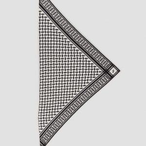 Lala Berlin Cashmere Scarf Triangle Trinity Classic S