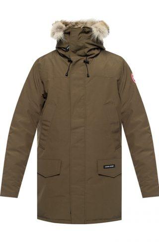 Langford down jacket
