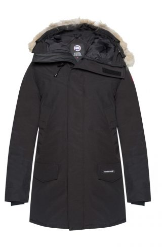 Langford hooded down jacket