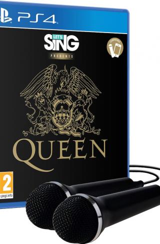 Let's Sing: Queen (2 Mics Bundle)