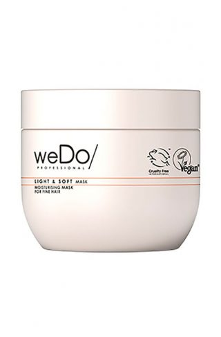Light & Soft Hair Mask, 400 ml weDo Hårkur