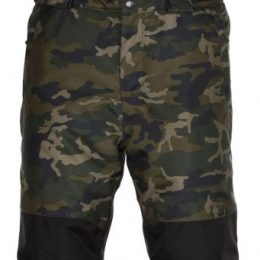 Lindberg Camo Pants, Green 90