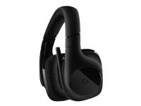 Logitech Gaming Headset G533 - Hodesett - 7,1-kanals - full størrelse - trådløs
