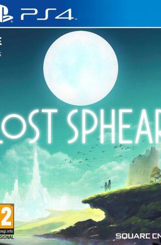 Lost Sphear (IT, Multilingual in game)