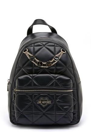 Love Moschino Jewel Strap Bag 000 Black One size