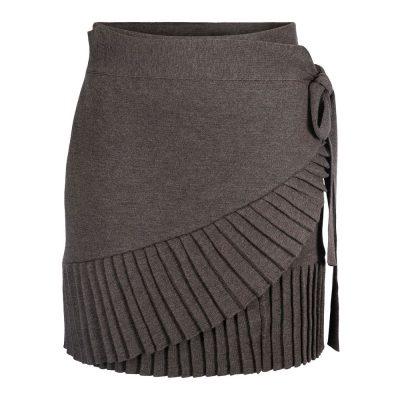 Lucky merino skirt