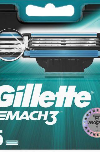 Mach3 Base, Gillette Barberhøvler & Barberblad
