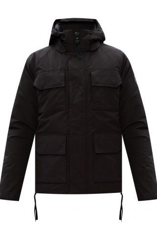 'Maitland' down jacket