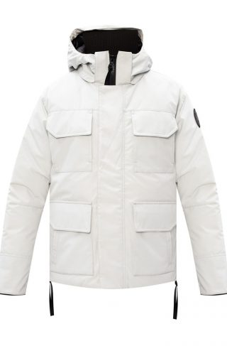 'Maitland' hooded jacket