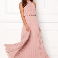 Make Way Leilani maxi dress Dusty pink 36
