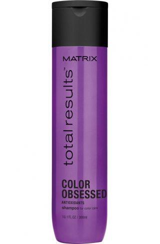 Matrix Total Results Color Obsessed Shampoo, 300 ml Matrix Sjampo