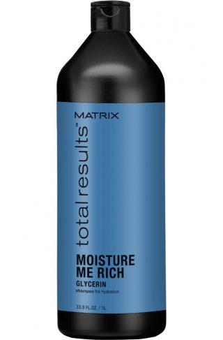 Matrix Total Results Moisture Me Rich Shampoo, 1000 ml Matrix Sjampo