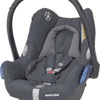 Maxi-Cosi CabrioFix Babybilstol, Essential Graphite