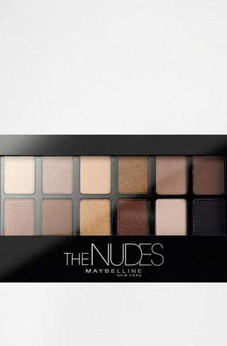 Maybelline The Nudes Eyeshadow Palette-Multi