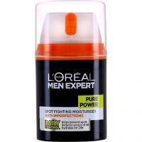 Men Expert Pure Power, 50 ml L'Oréal Paris Dagkrem