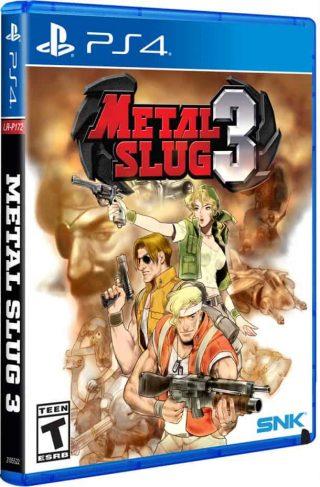Metal Slug 3 (Import)