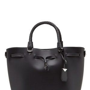 Michael Michael Kors Blakely Bucket Bag Black One size