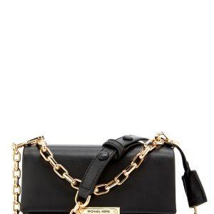 Michael Michael Kors Cece Chain Crossbody Bag Black One size