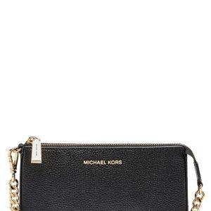 Michael Michael Kors Mini Baguette Bag Black One size