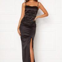 Moments New York Alda Strap Gown Black 34