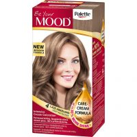 Mood Haircolor 04 Light Ash Blonde, MOOD Hårfarge