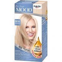 Mood Haircolor 102 Pearl Blonde, MOOD Hårfarge