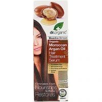 Moroccan Argan Oil, 100 ml Dr Organic Hårkur